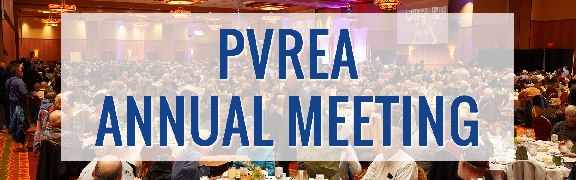 pvrea annual meeting