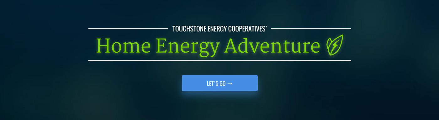 Touchstone Energy - Home Energy Adventure